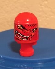 BONKAZONKS Marvel Universe #049 RED HULK Spinner Series 1  BONKA ZONKS