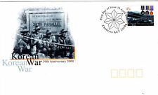 Military, War Australian Decimal First Day Covers