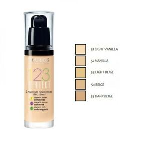 Bourjois 123 Perfect Foundation 3 Correcting Pigments  --Choose shade---