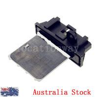 Blower Motor Heater Fan Resistor 8980493940 For Isuzu DMax Holden Colorado 08-11