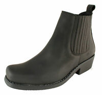 Bottes Homme BOTTINES Cuir Chelsea JOHNNY BULLS Pointure 39 40 41 42 43 44 45 46