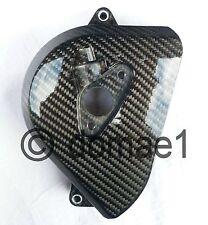 Honda CBR900RR carbon sprocket cover SC28 SC33 1992-1999 with speedometer hookup