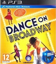 DANCE ON BROADWAY GAME GAMES GIOCO NUOVO PLAYSTATION 3 PS3