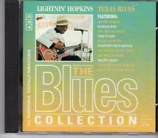 (CA239) Lightnin' Hopkins, Texas Blues - 1994 The Blues Collection CD No 031
