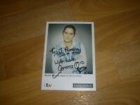 Rachel BRECKLE / Gemma OATEN  Original  EMMERDALE  hand signed picture