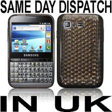 Housse gel noir pour SAMSUNG Galaxy PRO B7510 UK