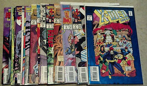 X-MEN 2099 LOT(9.2-9.8)(NM- TO NM/MT)19 ISSUES-MARVEL
