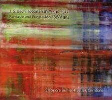 ELEONORE BÜHLER-KESTLER - TOCCATEN,FANTASIE UND FUGE  CD NEW+