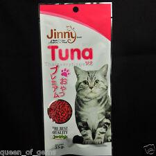 Jinny Cat Snack TUNA Flavor 35 g. The Best Quality By JerHigh Training rewards