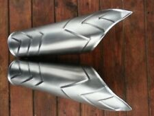 Medieval Steel Braсers Medieval Knight Armor Larp Hand Greaves //Guard 08