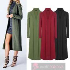 Cappotti e giacche da donna casual senza marca poliestere