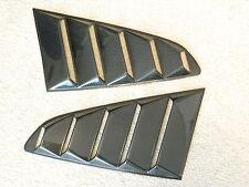 Carbon Luftauslässe Fenster Dekore Rear Window Trim passend für Ford Mustang