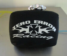Goped Parts Zero Error Racing Gas Tank Cover- Black/White to fit 1.5 Liter Tank