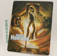 EVENT HORIZON - Lenticular 3D Flip Magnet Cover FOR bluray steelbook