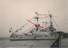 Nr.25387 Foto Deutsche Kriegsmarine Schlachtschiff  7,5 x 10,5 cm