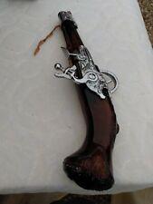 Vintage Avon Dueling Pistols Bottle Empty