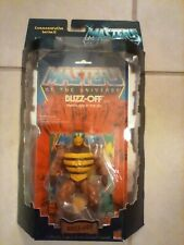 Buzz-Off He-Man Masters Universe Commemorative Figure Limited edition.. NEW...