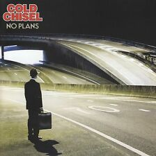 COLD CHISEL - NO PLANS CD ~ JIMMY BARNES~IAN MOSS~DON WALKER *NEW*