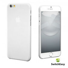 Apple iPhone 6 & 6S Genuine SwitchEasy 0.35 Pe Case - Scratch Resistant White