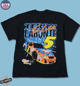 Vintage 2003 Terry Labonte T-Shirt S-5XL Fan Gift Tee