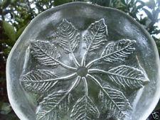Kosta Boda Clear Vintage Original Scandinavian Art Glass