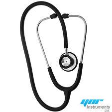 YNR Pro cabeza doble EMT Estetoscopio GP médico enfermera veterinario Estudiante