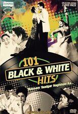101 Black & White Hits B/W - 101 Bollywood Songs DVD, 101 Songs In 3 DVD Set
