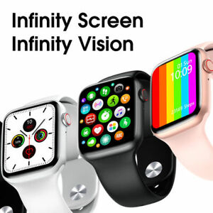 Smart Watch HD Latest TOUCH SCREEN  Pedometer Bluetooth Calls iPhone Android UK