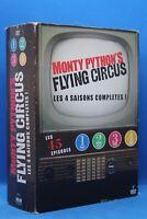 "coffret 7 dvd intégrale saisons 1 2 3 4 "" Monty Python's : Flying Circus """