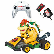 Bowser Mario Kart 7 Carrera 62064 2 4 GHz radiocomandato Pilotino Sterzante