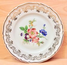 "Limoges ""Floral Study"" Pattern Display Plate."