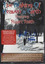 The Making of HEAVEN & EARTH feat STUART SMITH (DVD/NTSC/SEALED) signed by Smith