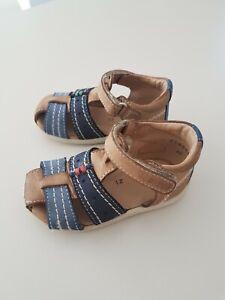 sandales kickers garçon taille 21