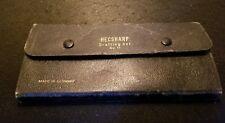 Vintage German HECSHARP Professional Drawing DRAFTING TOOLS SET No. 11 w/ case