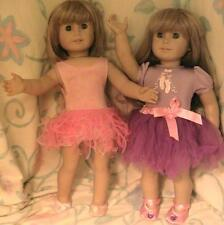 2 Ballet  / Dance Outfits for 18 inch  Dolls