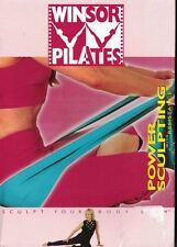 Winsor Pilates Power Sculpting with Resistance DVD 2003 Guthy-Renker