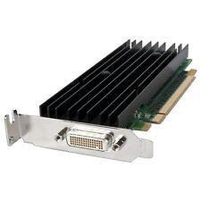NVIDIA Quadro NVS 290 256MB DDR2 PCI Express PCIe DMS-59 Low Profile Video Card