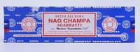 Satya Sai Baba Nag Champa Incense Sticks 🔥PACK OF 2🔥 (100 GRAM) Free Ship USA✓