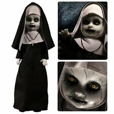 LIVING DEAD DOLLS THE CONJURING 2 THE NUN FIGURE NEW IN STOCK ANNABELLE MEZCO