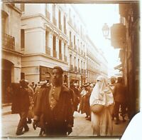Algeri Algeria Foto Stereo PL58L29n18 Placca Lente Vintage