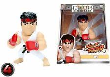 "Street Fighter Ryu 4"" Metals Figure Jad98061"