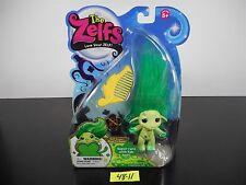 MINT! THE ZELFS MISS CLOVER 4 LEAF ZELF LIMITED EDITION Ultra Rare SERIES 1 4811