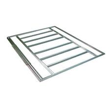 10 Ft. X 12 Ft. - 14 Ft. Galvanized Steel Floor Frame Kit