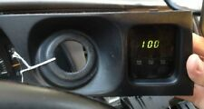 Toyota Tacoma Oem Digital Clock + Bezel Tested 1995-2004 Part 83910-35010 Green