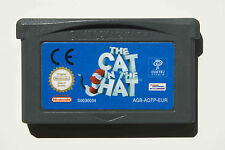 THE CAT IN THE HAT sur Nintendo GAME BOY ADVANCE GBA