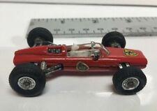 FERRARI 36V f. 1 RED RACE CAR, PENNY N. 0/9 NEW IN ORIGINAL FACTORY DAMAGED BOX