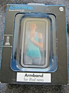 ACTIONWRAP FITNESS ARMBAND CASE FOR IPOD NANO