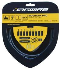 New Jagwire Mountain Pro Shift Cable Kit SRAM Shimano Derailleur Black 3.2m