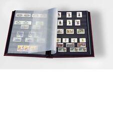 5x  Leuchtturm Stockboeken met zwarte bladzijden
