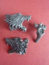 Space Wolves THUNDERWOLF WOLF HEAD  (B) - Bits 40k